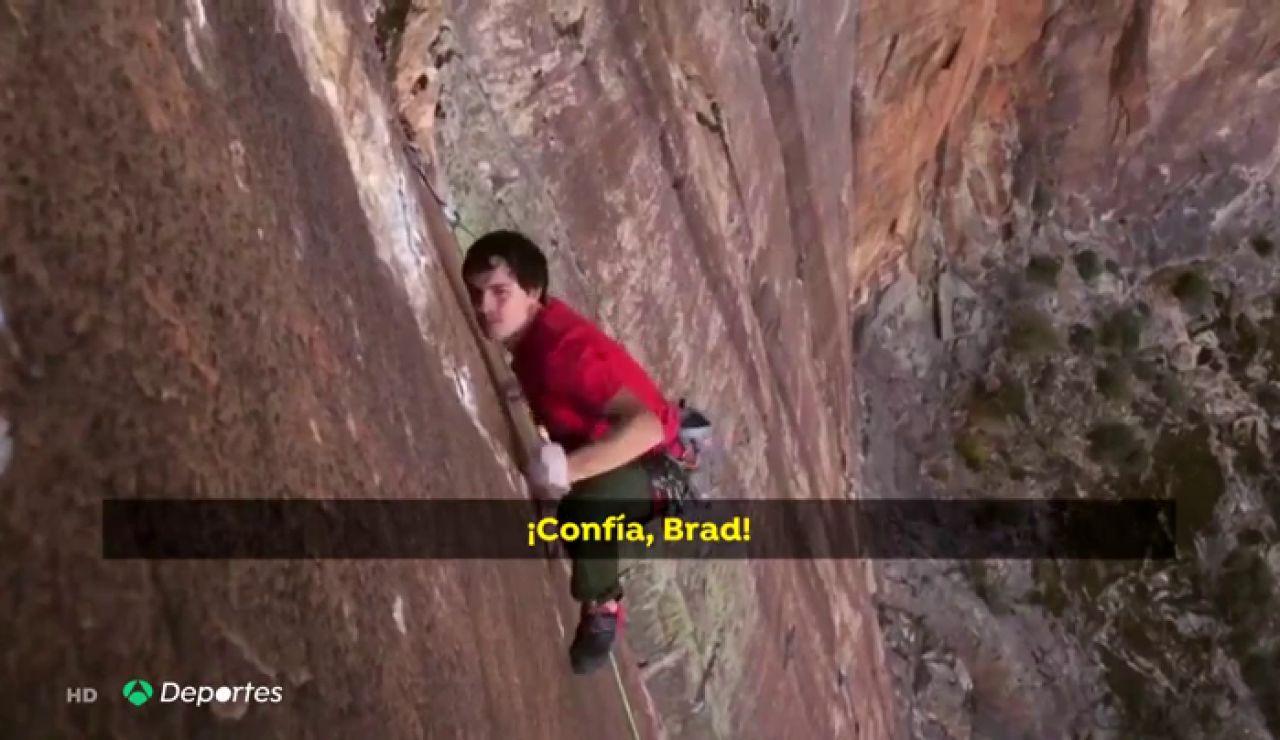El error de novato que le costó la vida al escalador profesional Brad Gobright en México