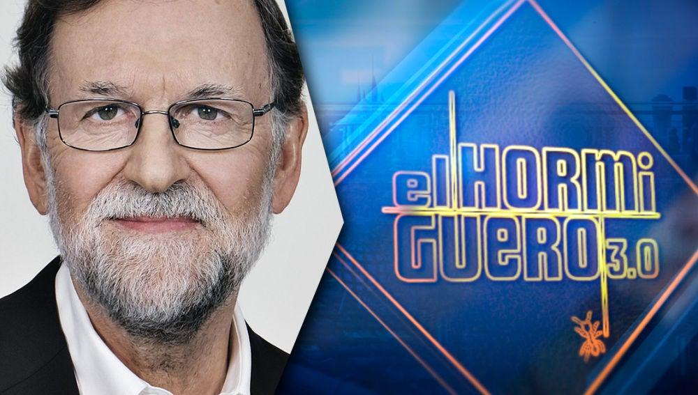 Mariano Rajoy aporta su visión de la política este martes 'El Hormiguero 3.0'