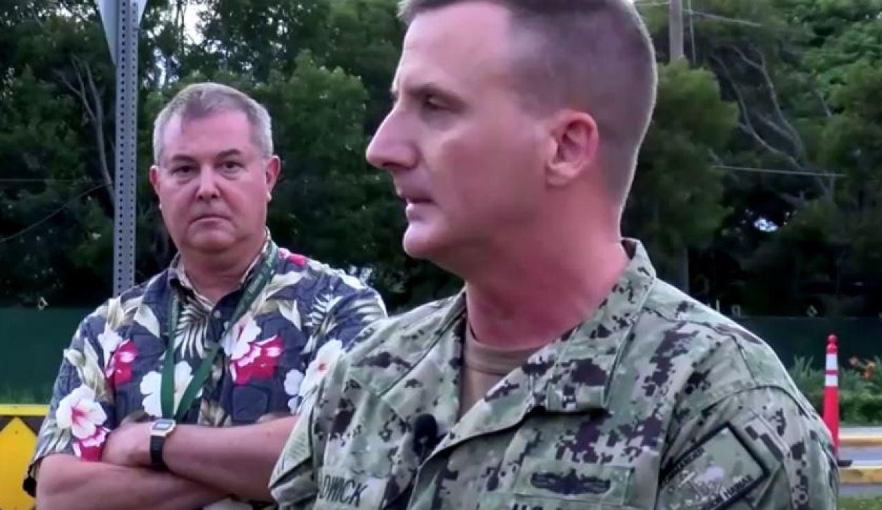 Tiroteo en Pearl Harbor
