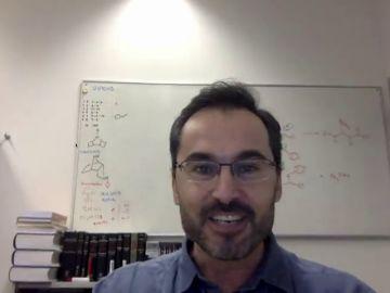 """El mejor profesor de química de Holanda, es español: """"""""Holanda ha sacado mucho provecho de mí y España no"""""""