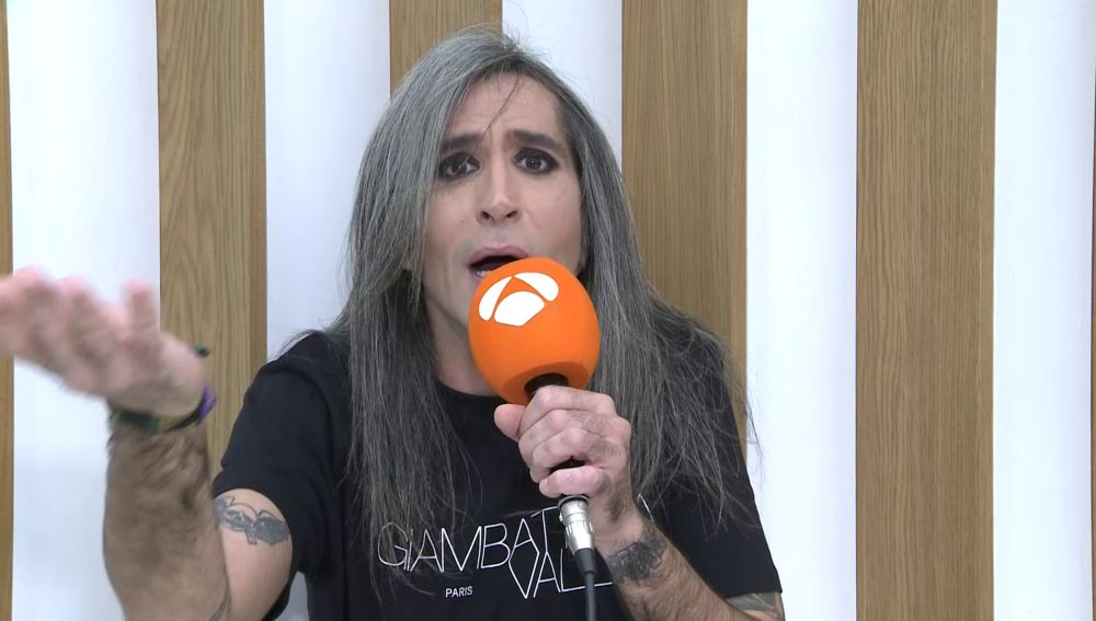 """Mario Vaquerizo: """"¡Quiero ganar 'Tu cara me suena'!"""""""