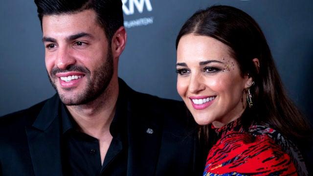 Miguel Torres y Paula Echevarría