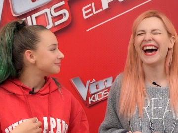La ternura y el talento marcan el TOP 5 de la Familia Carameluchi en la Semifinal de 'La Voz Kids'
