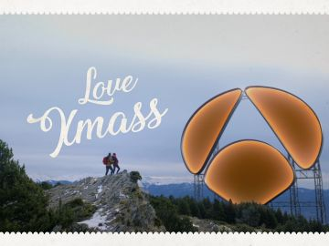 Antena 3 se pone navideña