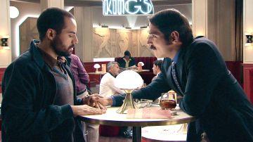 Luis se enfrenta a su pasado pero es incapaz de perdonar