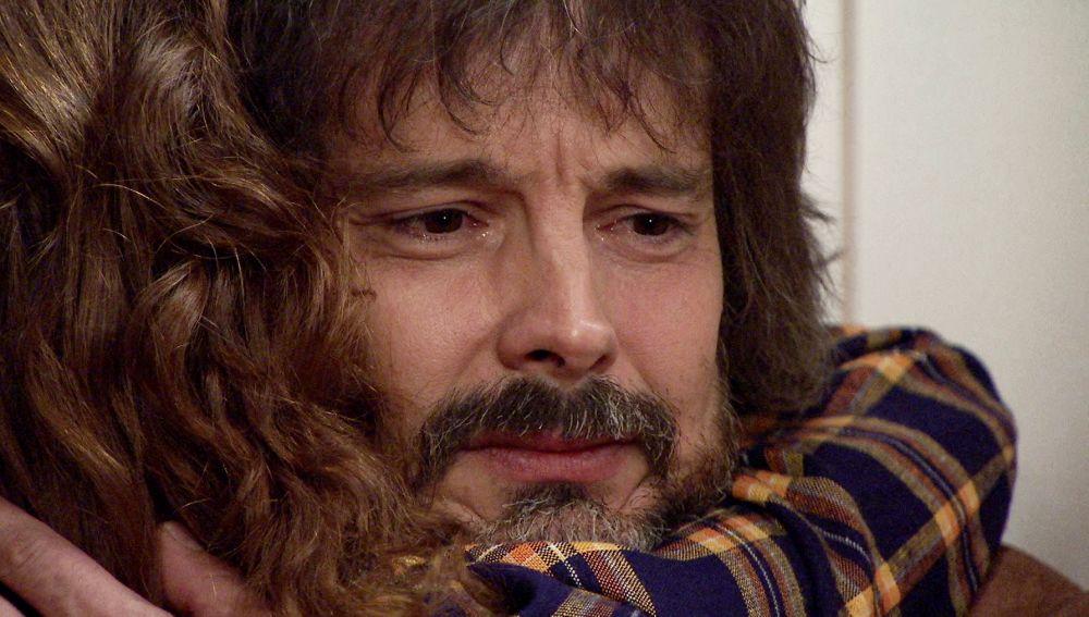 """La conmovedora reconciliación entre Guillermo y Julia: """"Te prometo que no voy a fallarte"""""""