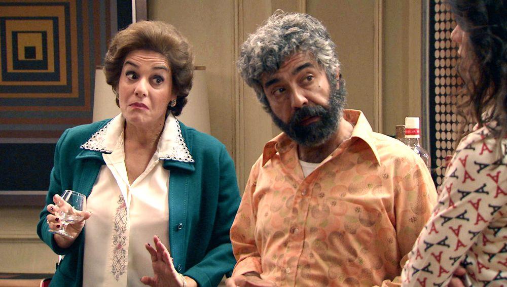 Benigna y Curtis planean un último golpe para poner fin a 'La Madrina'