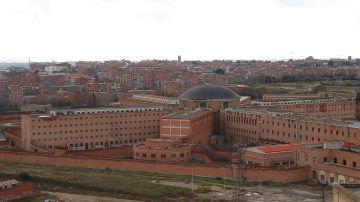 Antigua cárcel de Carabanchel