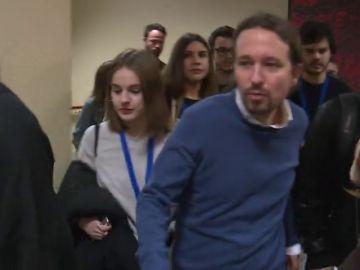 Despidos y acusaciones de acoso sexual en Podemos