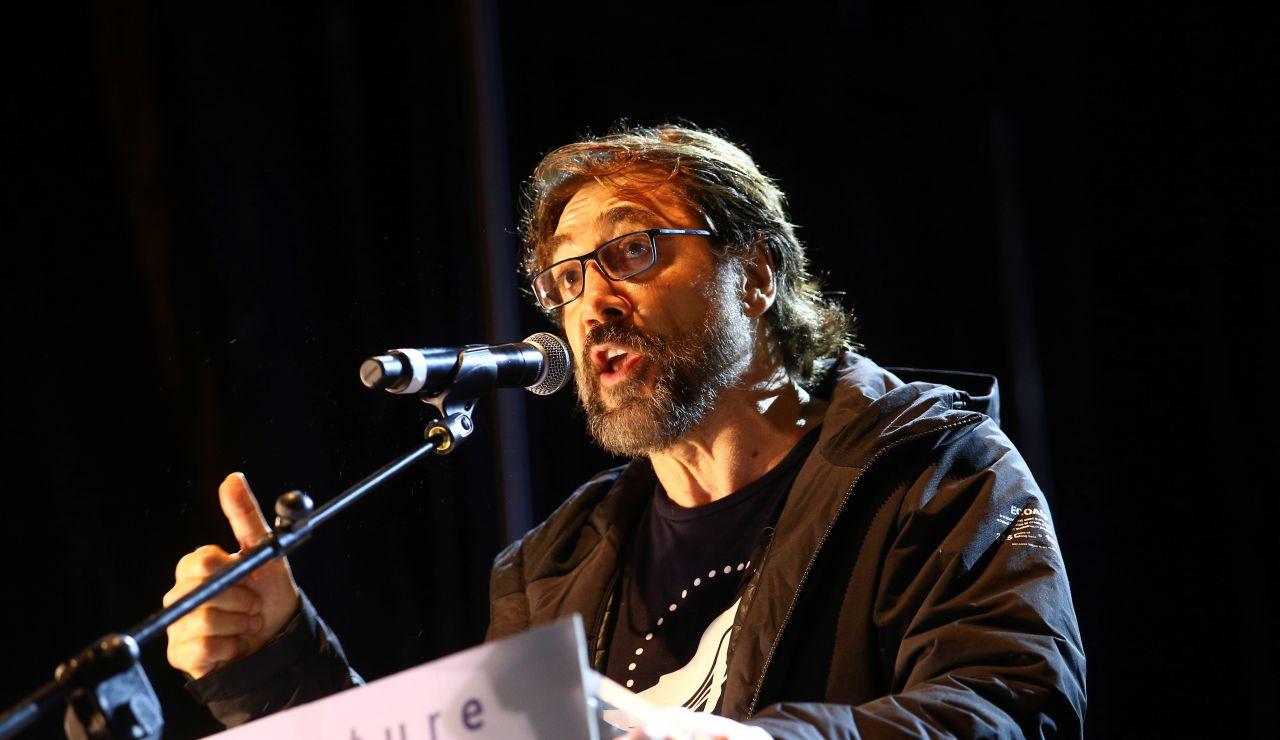 El actor Javier Bardem.