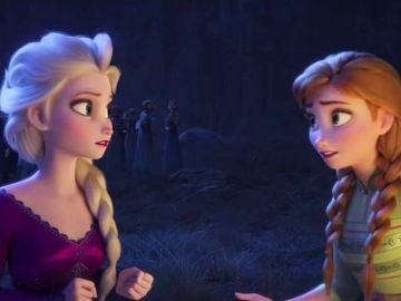 Elsa y Anna en 'Frozen 2'
