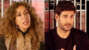 Rosario Flores y Melendi mandan un mensaje muy especial a sus talents eliminados en 'La Voz Kids'