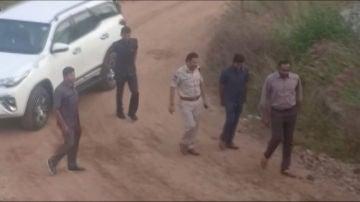 La Policía mata a los 4 acusados de la violación de una joven veterinaria en India