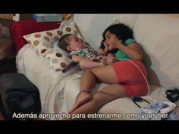 El emotivo vídeo de una niña de 7 años explicando la enfermedad rara de su hermano pequeño que se ha vuelto viral