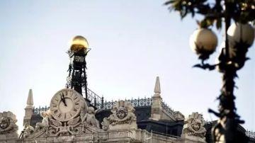 Imagen de archivo del edificio del Banco de España en Madrid