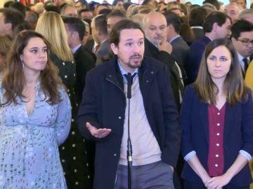 """Pablo iglesias acusa al abogado despedido de Podemos de """"acoso sexual muy grave"""""""
