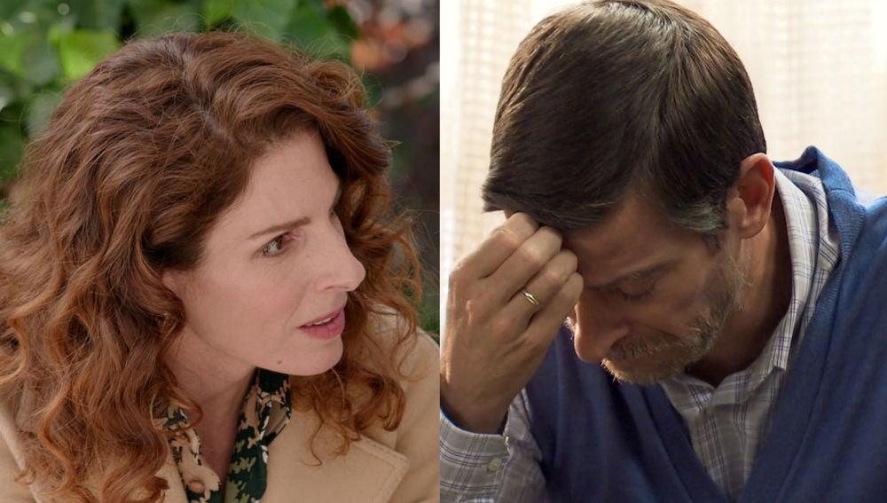 Avance semanal 'Amar es para siempre': Una impactante confesión  y un plan oscuro darán un drástico giro a los protagonistas