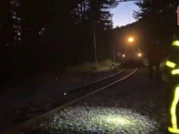 Muere una mujer al ser arrollada por un cercanías en Madrid
