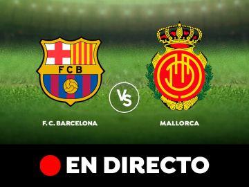 FC Barcelona- RCD ;Mallorca, en directo