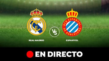 Real Madrid - RCD Espanyol, en directo