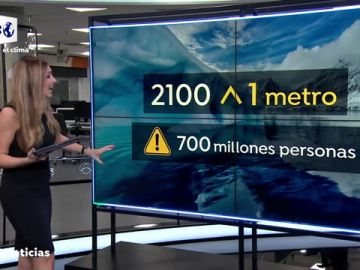 La costa andaluza podría desaparecer a causa del deshielo