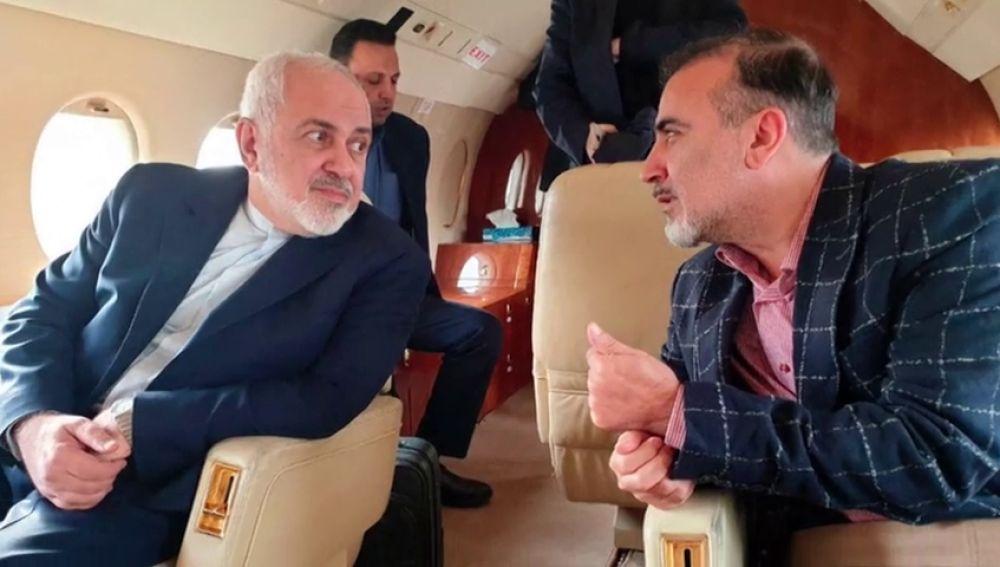 Intercambio de prisioneros entre Estados Unidos e Irán