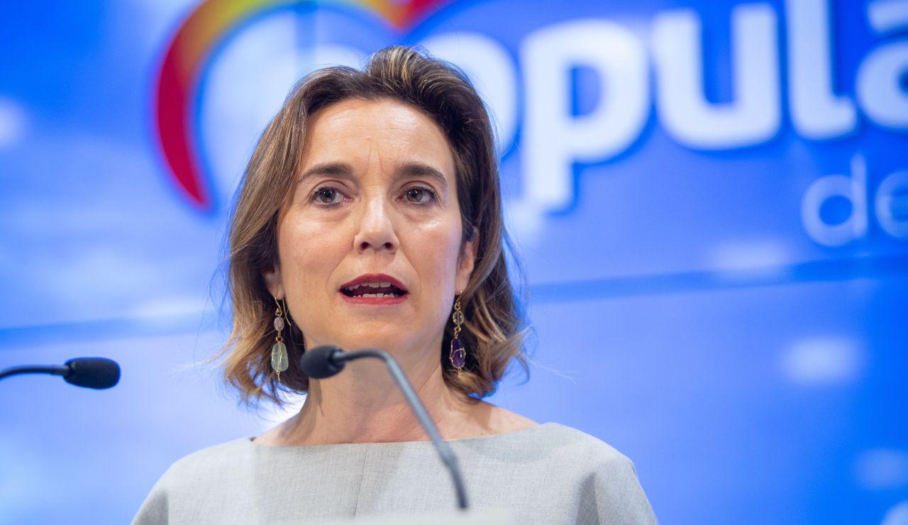 """Gamarra (PP) afirma que el PSOE """"está dispuesto a romper el modelo constitucional"""""""