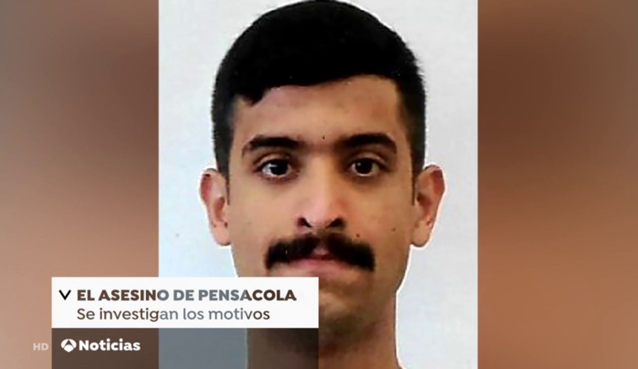 Un militar saudí mata a tres de sus compañeros en el cuartel de Pensacola