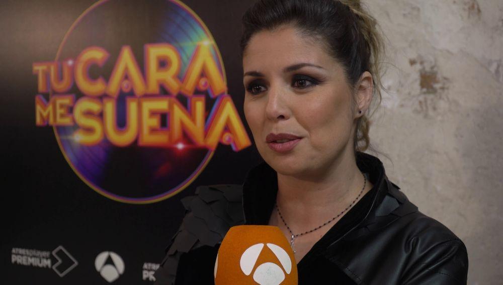 ¿Se ve Cristina Ramos ganadora de 'Tu cara me suena'?