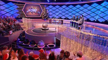 """El plató de '¡Boom!' se viste de Navidad: """"¡Esto ni en Vigo!"""""""
