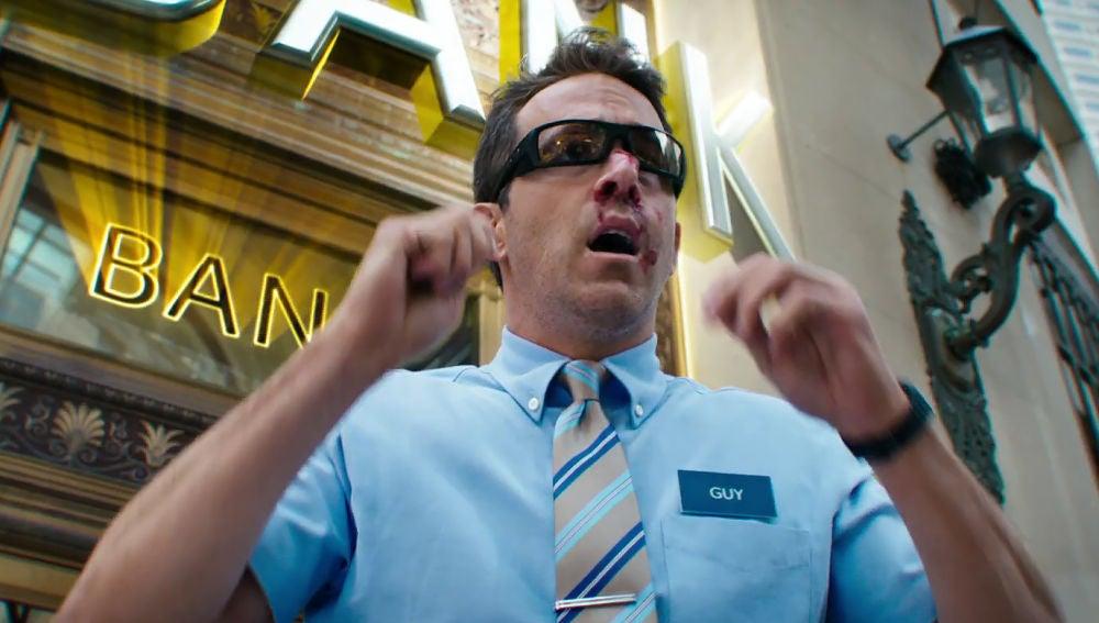 Ryan Reynolds en 'Free Guy'