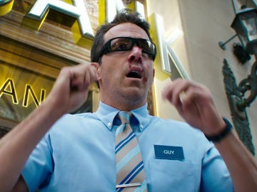 Ryan Reynolds en 'Free Guy'