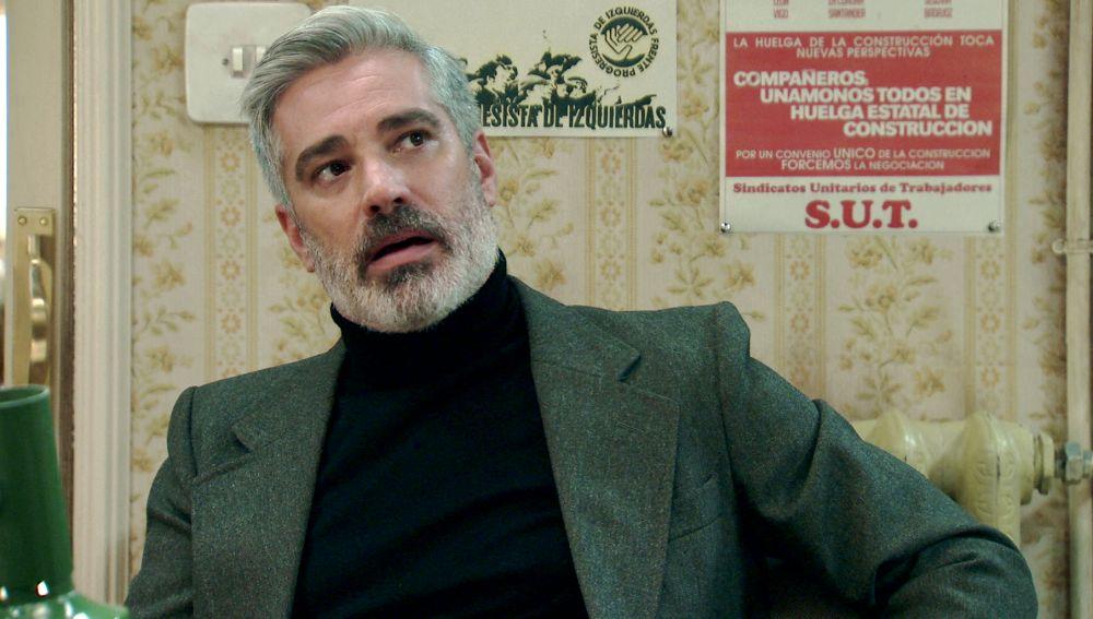 """Lenin descubre una nueva pista sobre Adela: """"Hay algo urgente que Guillermo debe saber"""""""