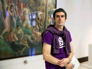 Vox pide a la Fiscalía la suspensión de la charla de un expreso de ETA