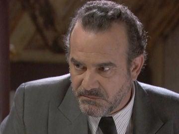 El bestial enfado de Don Ignacio al descubrir el secreto de Pablo