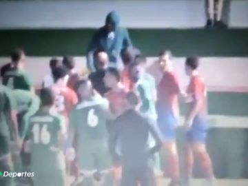 El autor de las amenazas a la colegiada en Fuerteventura es un exjugador ya sancionado por agredir a un árbitro