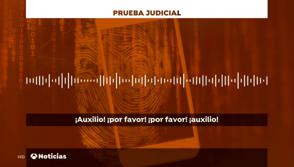 ¡Mi corazón, auxilio!: El dramático audio de un crimen que se ha convertido en la prueba clave contra la mujer del fallecido