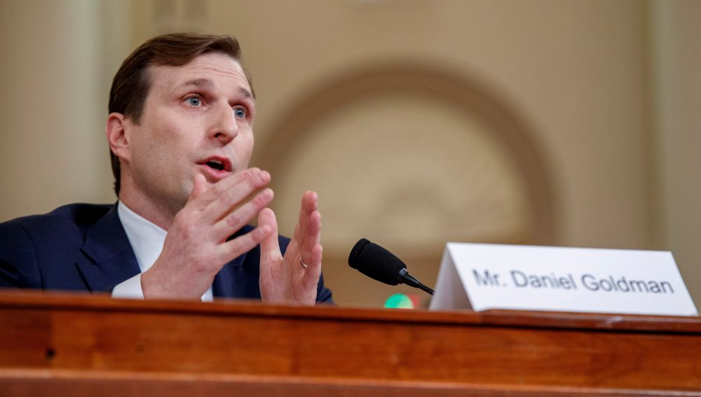 Daniel Goldman, del Comité de inteligencia Consejo Mayoritario