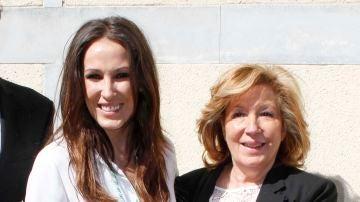 Malú y su madre Pepi Benítez