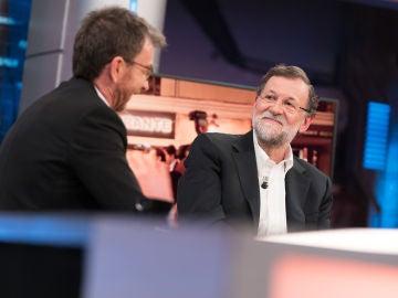 """Mariano Rajoy, sobre los detalles de la larga comida durante la moción de censura: """"Francamente, no me acuerdo Pablo"""""""