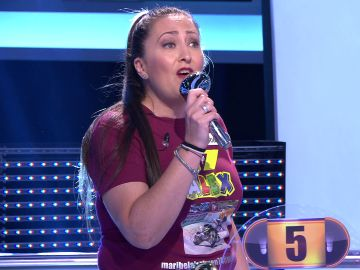 La apoteósica caída de Maribel: cantando bajo la ducha por Rocío Jurado