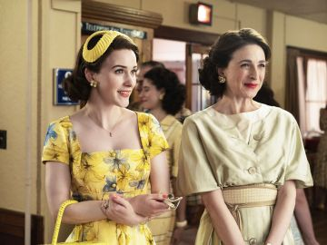 'The Marvelous' Mrs. Maisel