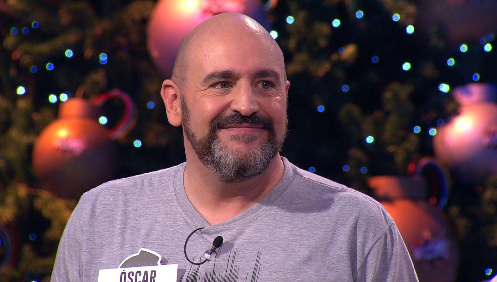 Óscar lidera a 'Los dispersos' con un pleno en la bomba clasificatoria de '¡Boom!'