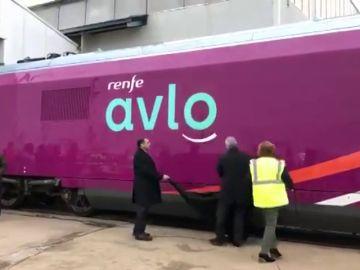 AVLO, el nuevo tren low cost que llegará por Semana Santa
