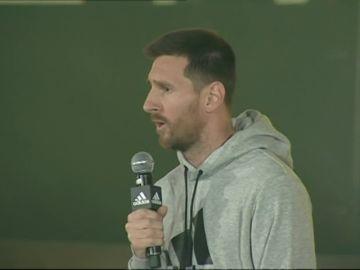 """Leo Messi elogia al Real Madrid antes del Clásico: """"Llega muy fuerte"""""""