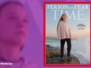 La revista 'Time' nombra a Greta Thunberg como la Persona del Año