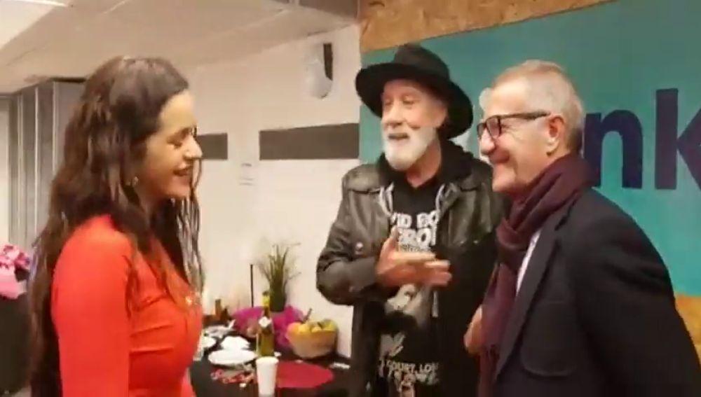 Rosalía desconoce quién es el ministro de Cultura