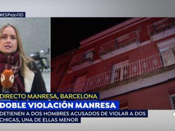 Abusaron sexualmente de ella y su amiga en un piso de Manresa y escapó por la ventana para avisar a la Policía