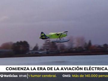 Aviación eléctrica.