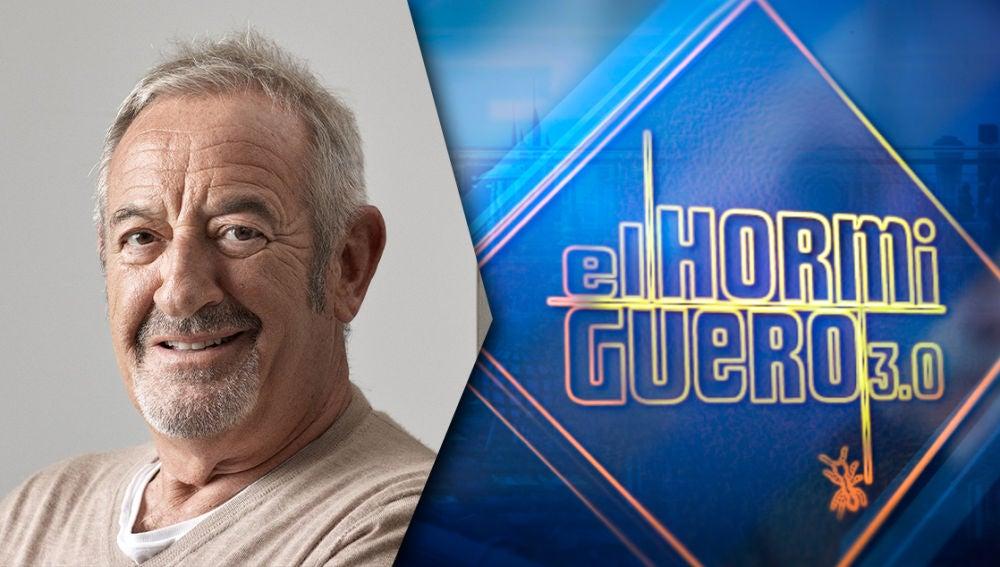 Karlos Arguiñano estará en 'El Hormiguero 3.0' el jueves 19 de diciembre